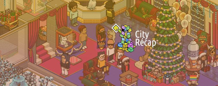 CityRécap : Quelles sont nos dernières améliorations ?
