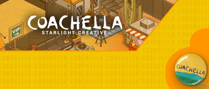 [STARLIGHT CREATIVE] - Coachella
