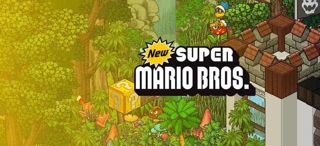 L'univers de Mario Bros