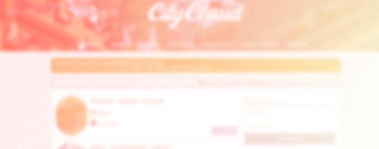 CITYCLOUD - Un nouveau site de fans officiel..