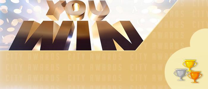 Samedi à 21H00, c'est la cérémonie des Awards !