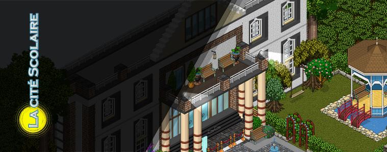 [RPG] Ouverture de la Cité Scolaire