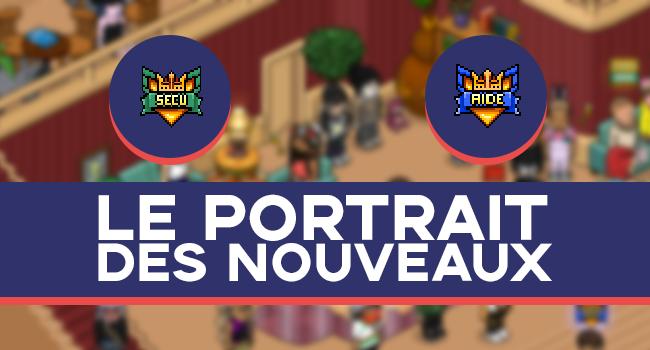 [HABBPLAY] - Le portrait des nouveaux staffs (City)