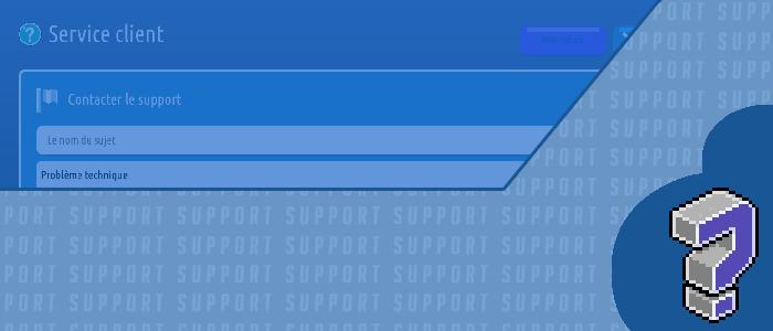 Le Support Client