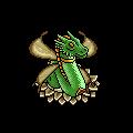 Dragon Clochette Ailé